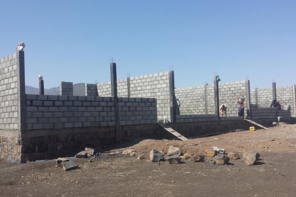 Progress in primary school construction